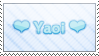 Yaoi Appreciation Stamp by TheTartestBite