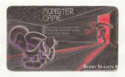Berry Season 8 - Monster came.
