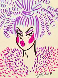 Felicia | Doodle