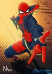 Covid Ready Spider-Man