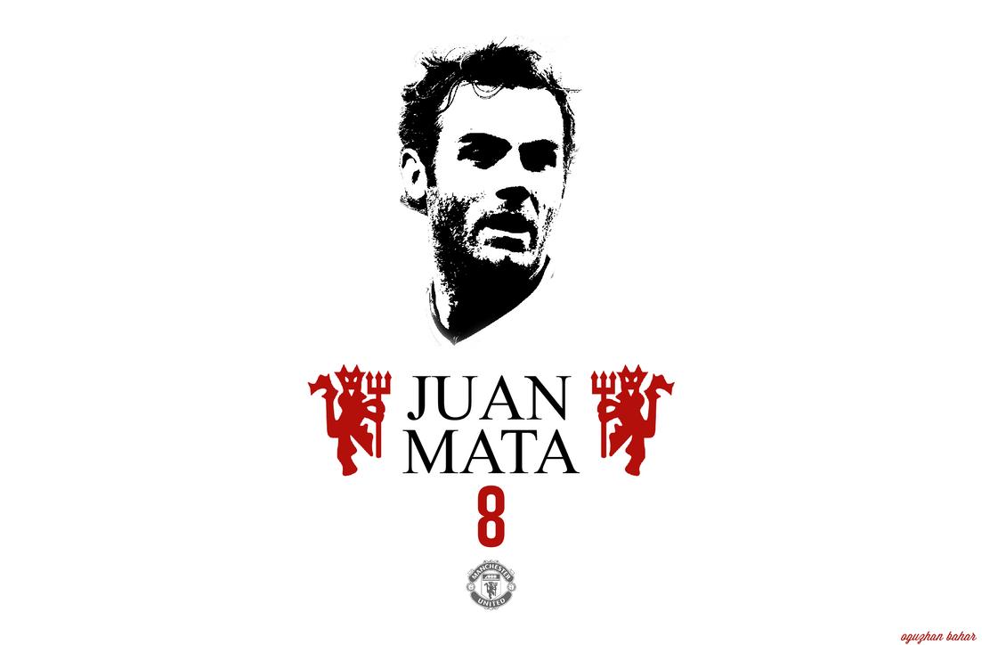 Juan Mata By OguzhanBaharDesign On DeviantArt