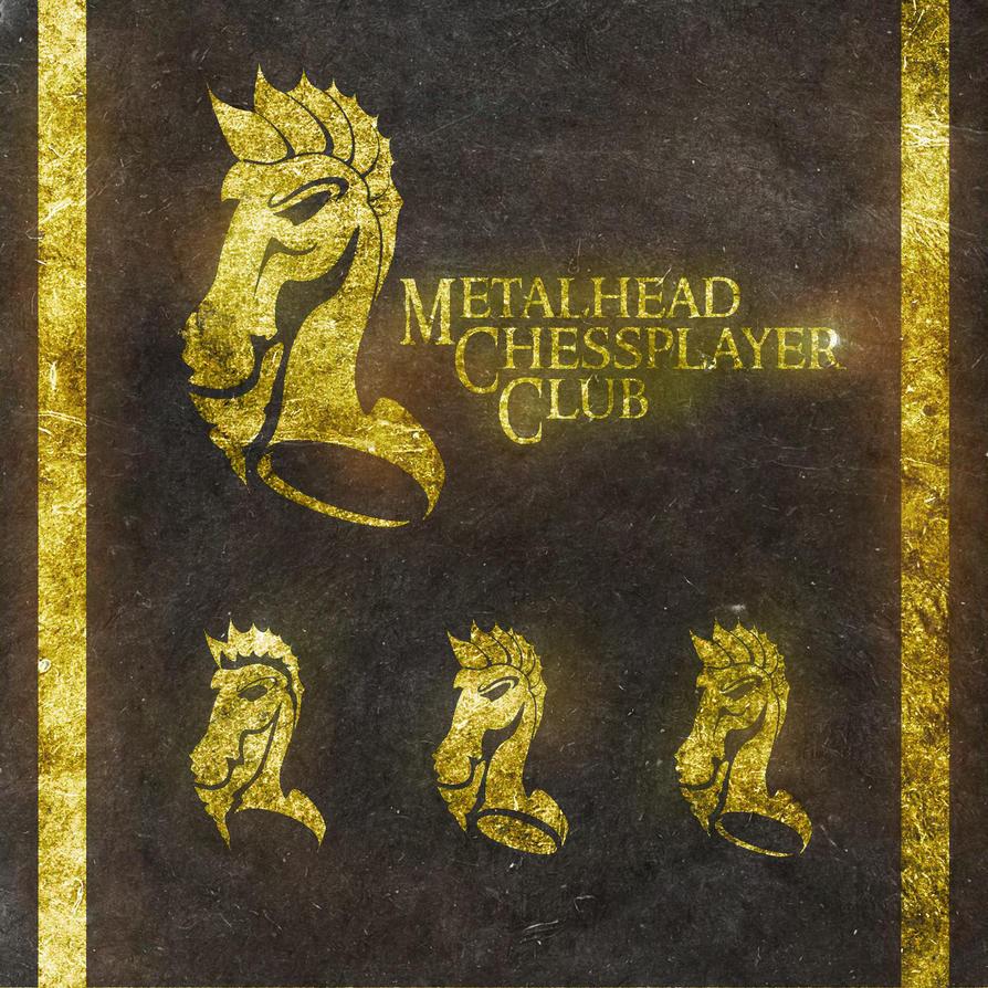 Metalhead Chessplayer Club by PurpleAbyss