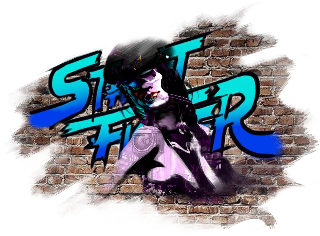 FanArtTasia (StreetFighter) by PurpleAbyss