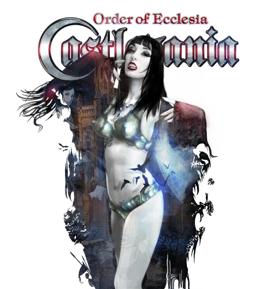 FanArtTasia (Castlevania: OoE) by PurpleAbyss