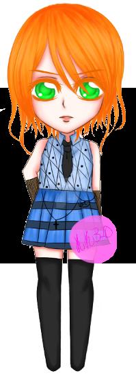 Chibi :D by Kira-K320