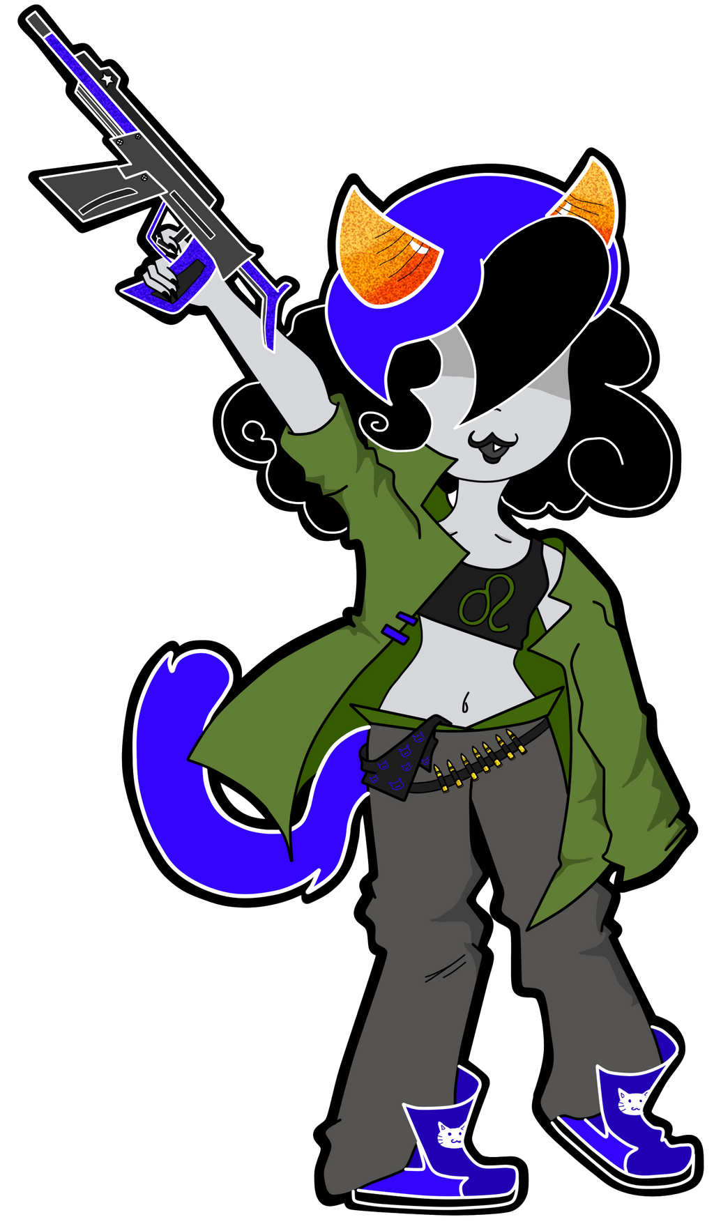 the gallery for gt nepeta claws