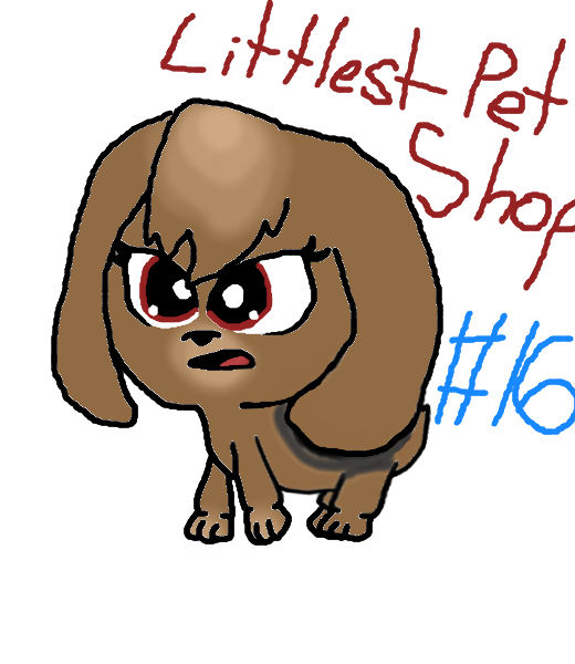Littlest Pet Shop (#16) by BoristheSheepyWolf