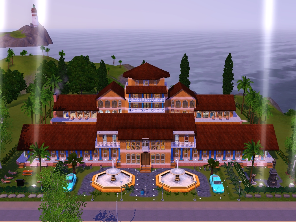 The best sim house ever by xtorbenx on deviantart for Best house pics