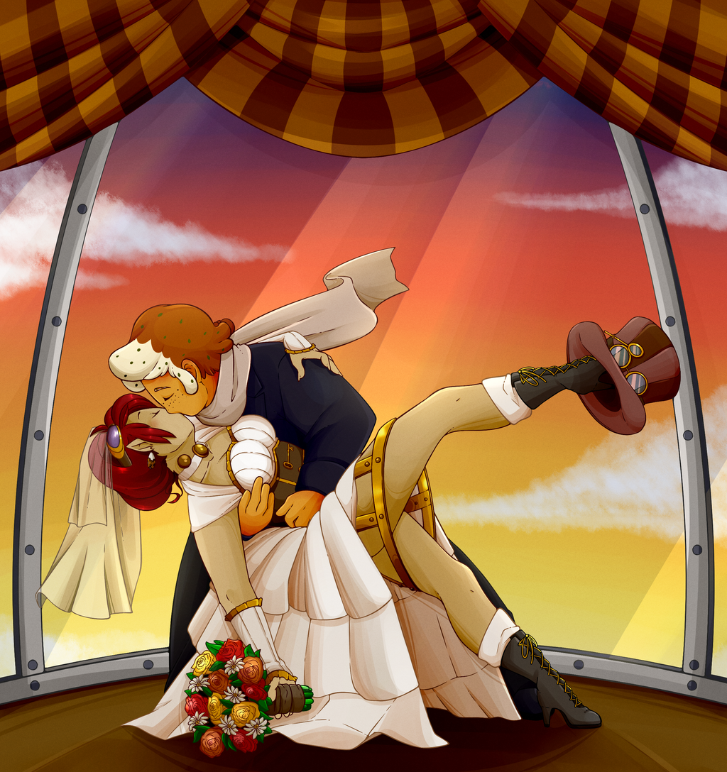 You May Kiss The Bride 82
