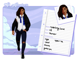 Sterling AU App by GingerQuin