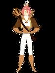 IceCream Prince Conrad (New Ref)