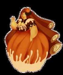 Poundcake Princess by GingerQuin
