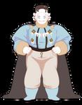Marshmallow King: Issac