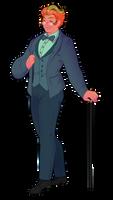 Gentleman by GingerQuin