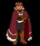 Ginger Biscottii:King Malcolm Xavier Blair