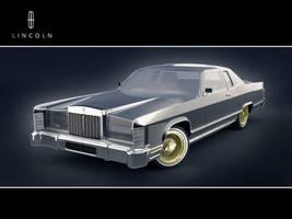 Lincoln Continental V1