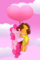 CheesePie Balloon Ride by vcm1824