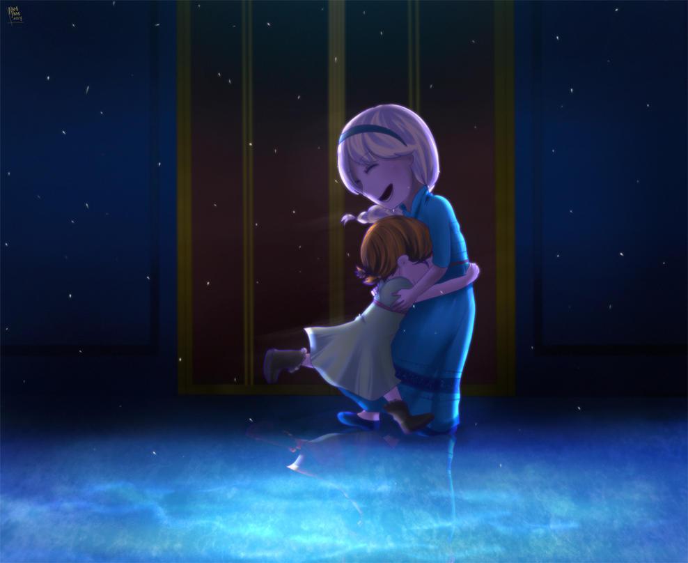 Frozen: Childhood by NamiYami