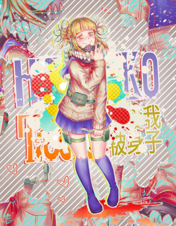 BNHA: Himiko Toga by NamiYami
