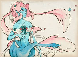 Blossom Centaurette by Nina-Serena