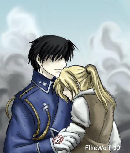 FMA: Can't Let You Go Royed