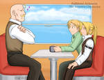 FMA:AC Journey Back to Central