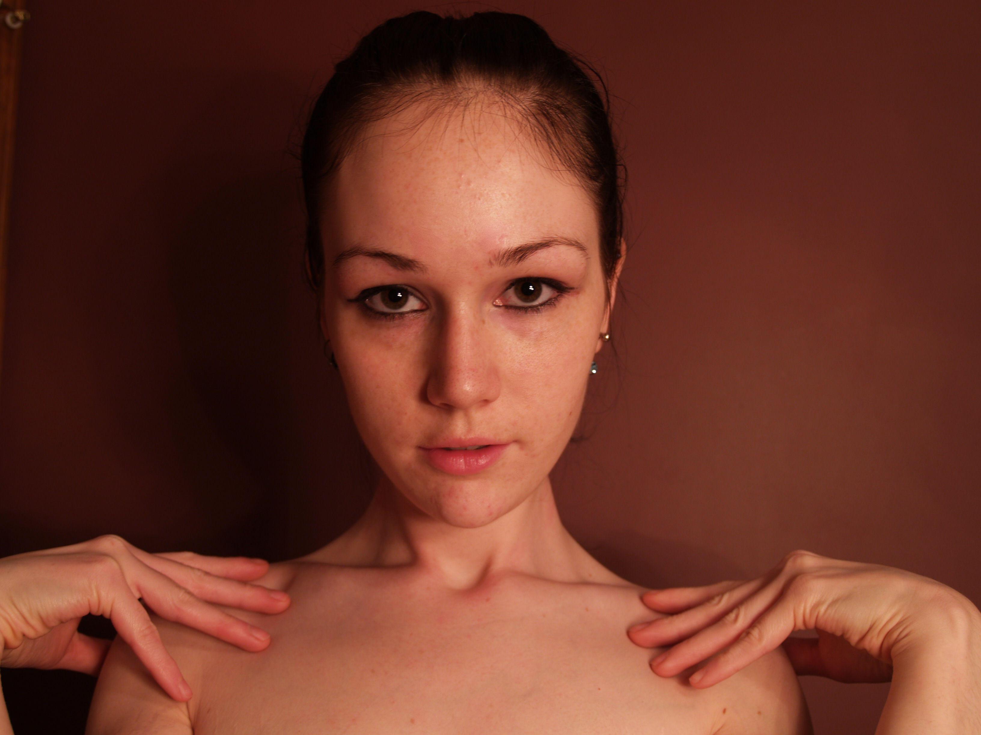 Страшные девушки с фигурами фото