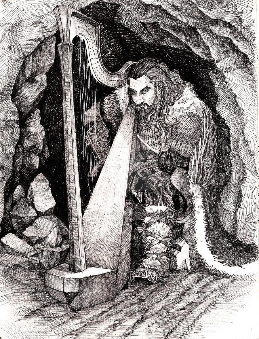 Thorin Oakenshield by Implosinoatic