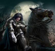 Dark Queen by YuriPlatov