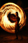 fire show by grievence