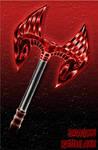 Runescape dragon battle axe 2