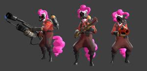 Pinkie Pie Pyro Wip