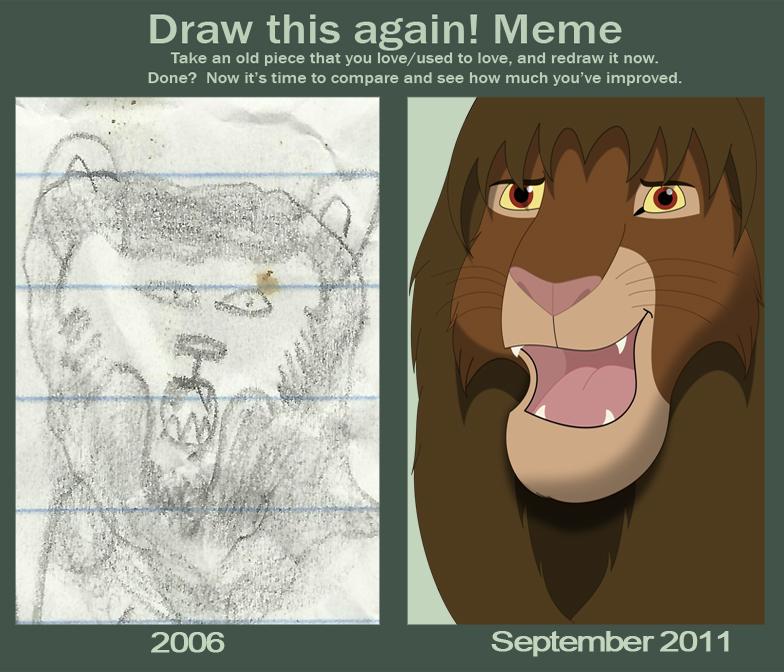 Los fanart de Kony - Página 7 Lion___improvement_meme_by_konyhyuga_sama-d4a50j4