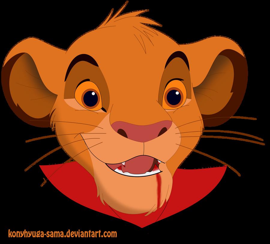 Los fanart de Kony - Página 4 Simba_is_a_vampire_king_by_konyhyuga_sama-d4cqmqy