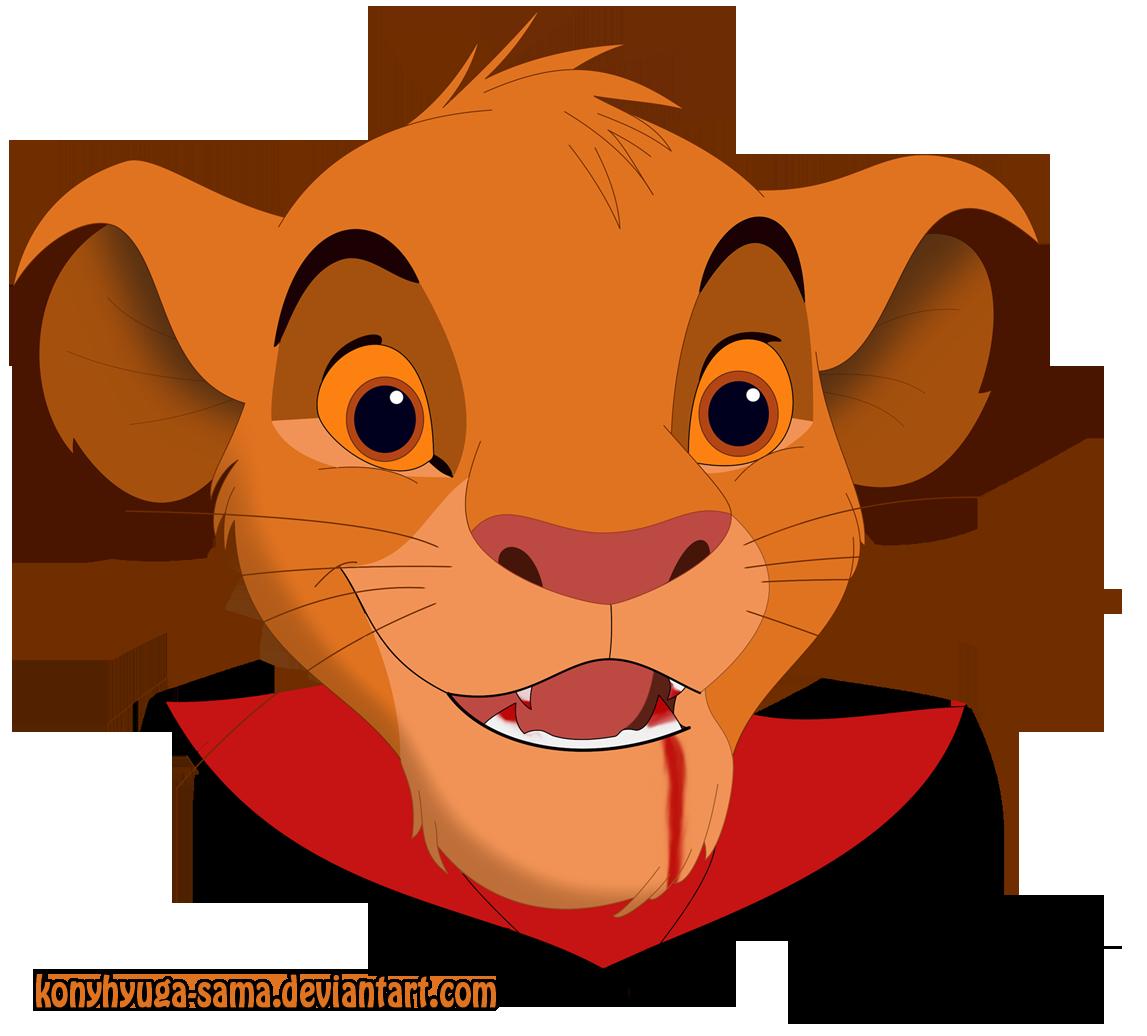 Los fanart de Kony - Página 7 Simba_is_a_vampire_king_by_konyhyuga_sama-d4cqmqy