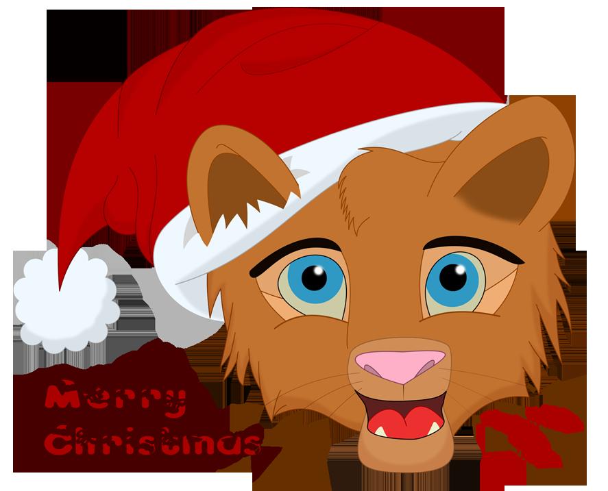 Los fanart de Kony - Página 5 Comission__merry_christmas_by_konyhyuga_sama-d4ip97r