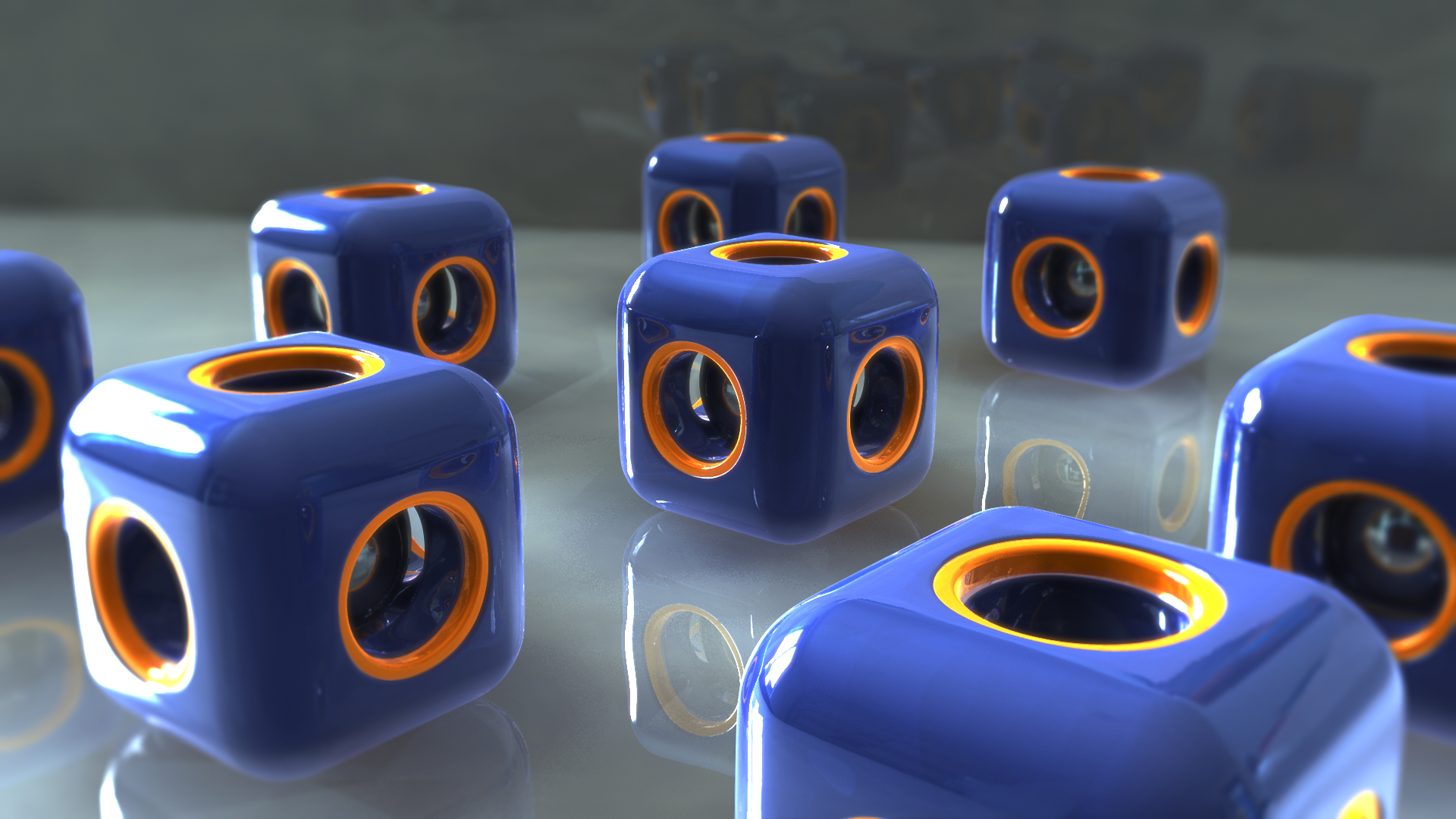 roundy dof coobes by Buchio