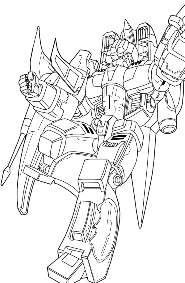 War Within Thundercracker WIP by skydive1588