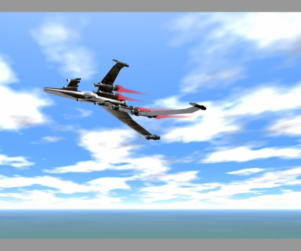 Some old 3D stuff. by skydive1588