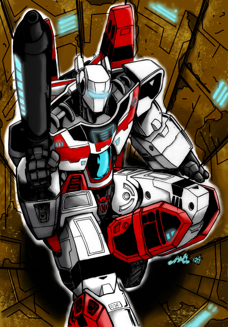 Jetfire by skydive1588