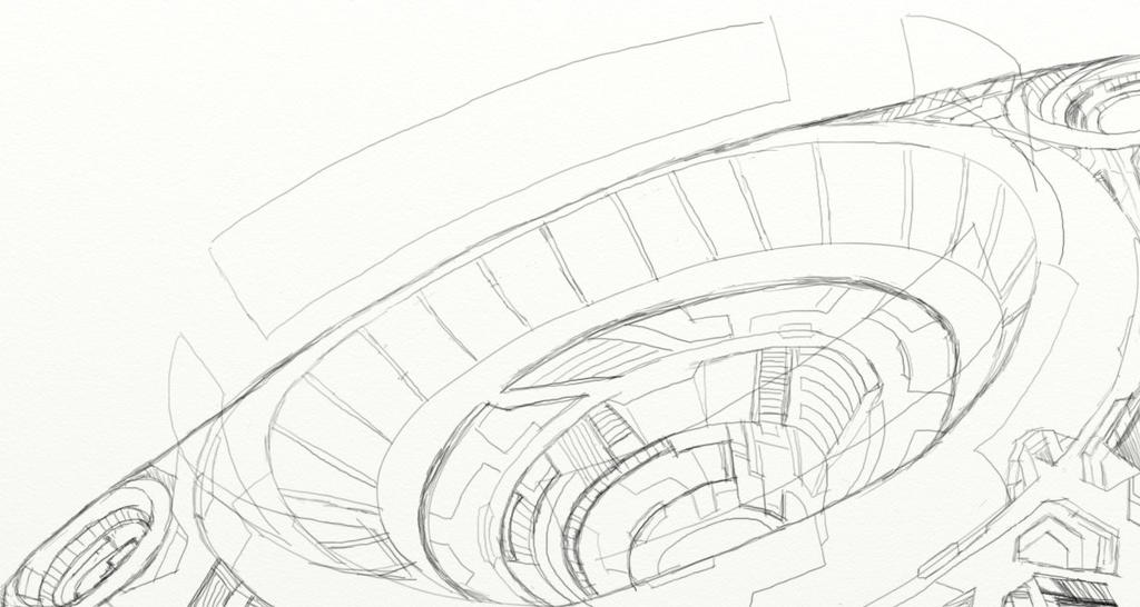 Cybertron WIP again by skydive1588