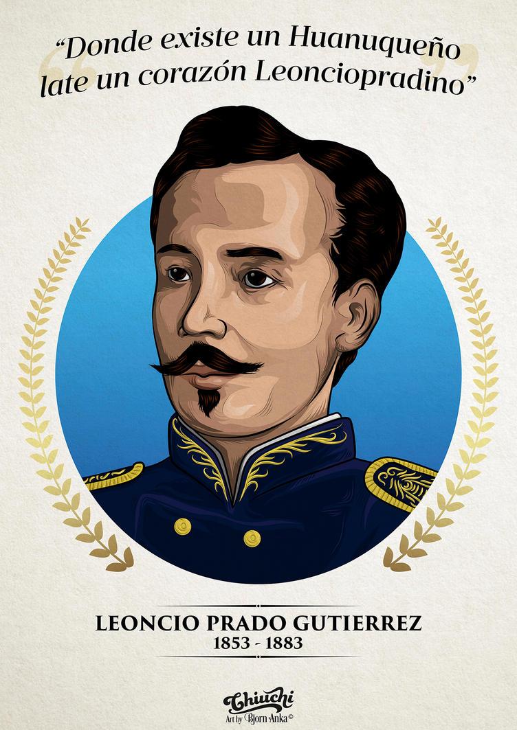 Leoncio Prado Gutierrez by Bhiqm