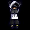 Panda Yuji by FluffehButt