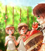 APH- Tomato Garden by german-tea