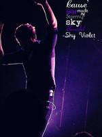 Shy Violet + Owl City by kiwi24