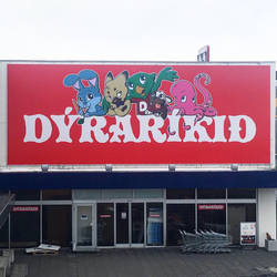 Drarki storefront