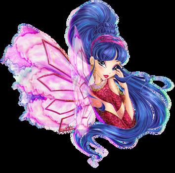 World of Winx - Musa Onyrix by KeroCreations