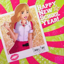 HAPPY NEW SCHOOL YEAR ! by KeroCreations