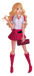 Shapay evans ( HIGH SCHOOL MUSICAL ) PNG vers by KeroCreations