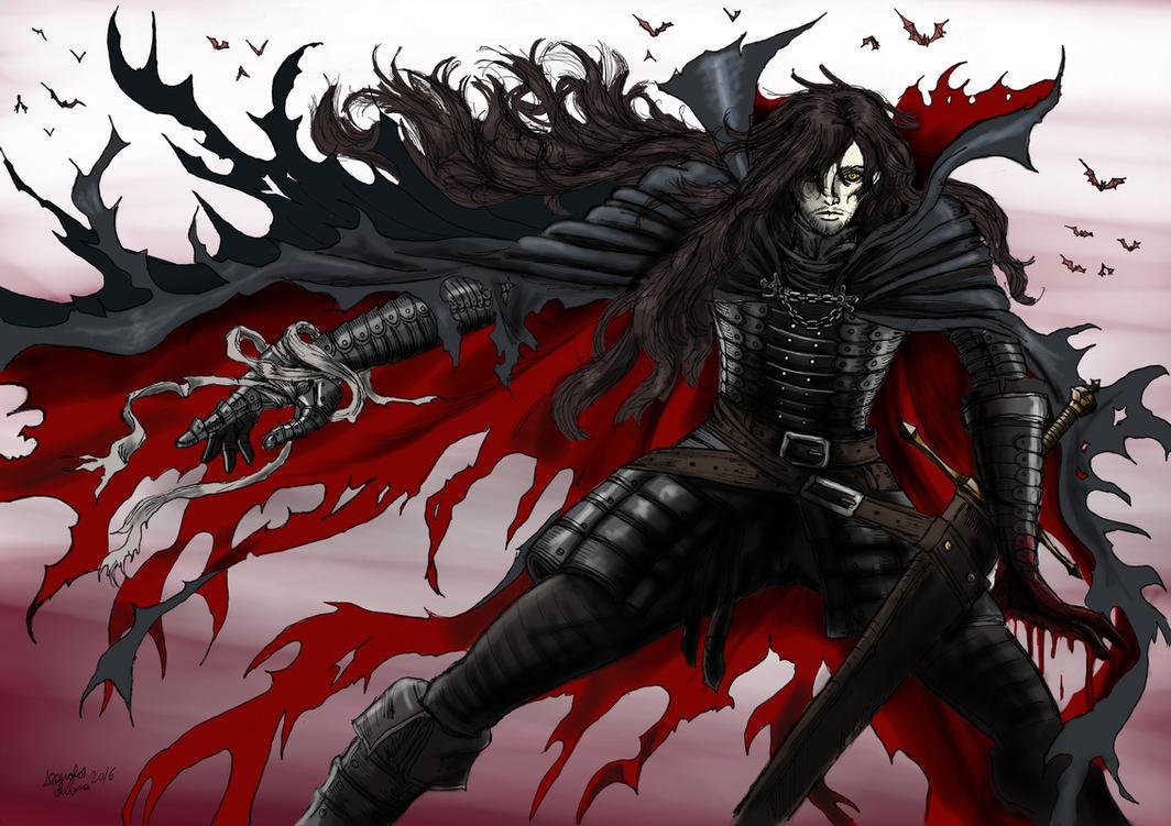 Alucard Dracula by Darkdouglas